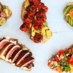 Bruschetta food truck menu